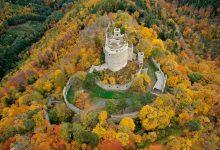 Photo of Burgenlandsko – Zřícenina hradu Landsee