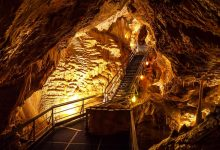 Photo of Jeskyně Die Allander Tropfsteinhöhle