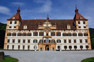 eggenberg zámek rakousko