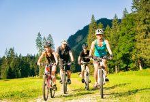 Photo of Rakousko s dětmi na kole