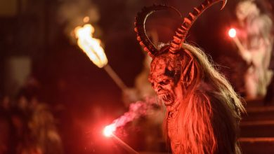 Photo of Krampusáci