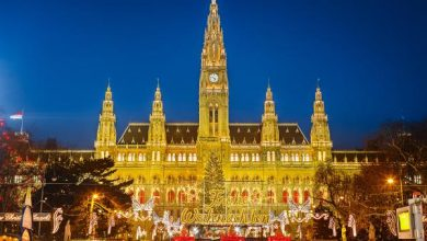 Photo of Vánoční trhy Vídeň