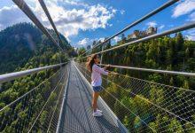 Photo of Lanový most Highline179