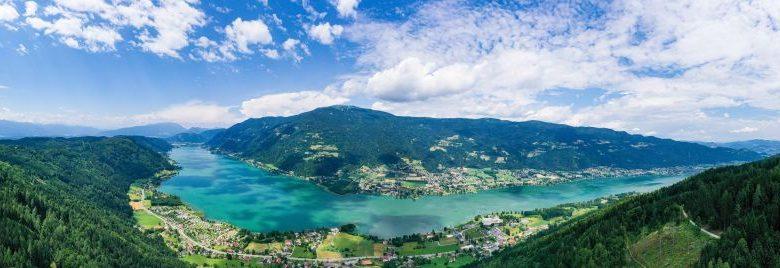 Photo of Jezero Ossiacher See