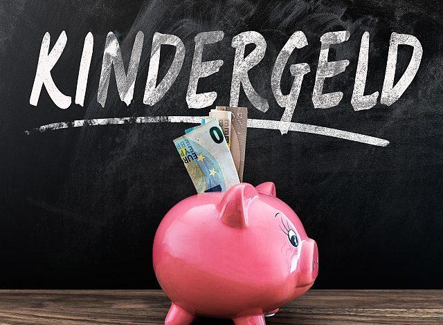 dětské přídavky v Rakousku, Kindergelt