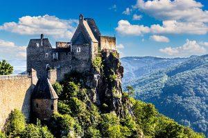 aggstein hrad
