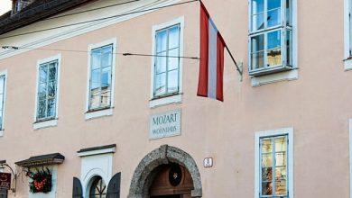 Photo of Mozart-Wohnhaus