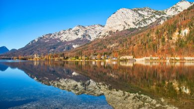 Photo of Jezero Grundlsee
