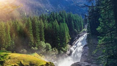 Photo of Riesachwasserfall