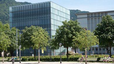 Photo of Kunsthaus Bregenz