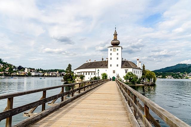 léto rakousko, léto v rakousku, dovolená v rakousku, dovolená u jezera, ort am traunsee, traunsee