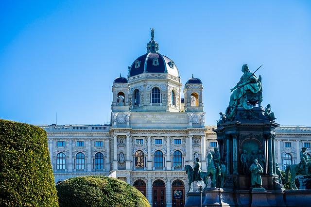 Kunsthistorische Museum, Uměleckohistorické muzeum Vídeň