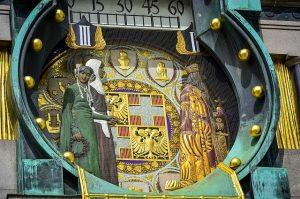 ankeruhr, anker clock, orloj víd