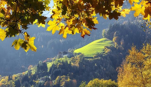 přírodní park raab rakousko