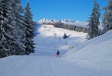 Photo of Alpy – víkendové lyžování