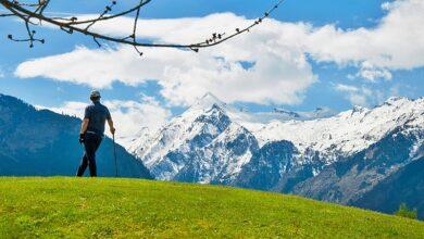 Photo of Golf v Rakousku